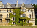 Christ church college in oxford united kingdom Stock Images