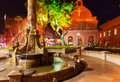 Christ Church and the Dutch Square, Malacca Royalty Free Stock Photo