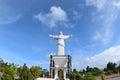 Christ the Redeemer Statue in Papua Island