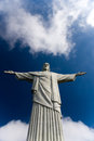 Christ the Redeemer statue Rio Stock Photos