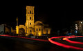 The church of Saint Lazarus in Larnaca, Cyprus Royalty Free Stock Photo