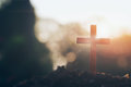 Christian, Christianity, Religion background. Royalty Free Stock Photo