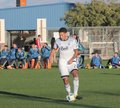 Christian dean defender for the vancouver whitecaps at kino sports complex Stock Photo