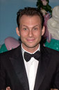 Christian slater actor at the carousel of hope ball at the beverly hilton hotel oct paul smith featureflash Royalty Free Stock Image