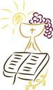 Christian symbols Royalty Free Stock Photography