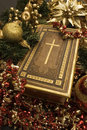 Christianity in Christmas Royalty Free Stock Photo