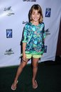 Christina gabrielle at the los angeles premiere of surfer dude malibu cinemas malibu ca Royalty Free Stock Images