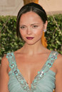 Christina ricci at the th annual creative arts emmy awards shrine auditorium los angeles ca Stock Photos
