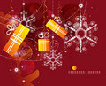 Christmas abstract Royalty Free Stock Image