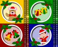 Christmas Advent Calendar [6] Stock Image