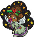 Christmas Angel 5 Royalty Free Stock Images