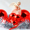 Christmas angel Royalty Free Stock Image