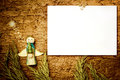 Christmas Angel Blank Paper Ca...