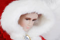 Christmas angel manikin Royalty Free Stock Image