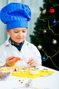 Christmas backery Stock Photography