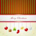 Christmas background Royalty Free Stock Image