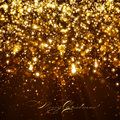 Christmas background art easy editable Royalty Free Stock Image