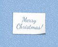 Christmas background blue with snowflakes Royalty Free Stock Photos