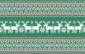 Christmas background. knitted new year pattern.