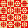 Christmas background or pattern Royalty Free Stock Photography