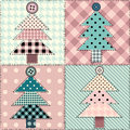 Christmas background seamless pattern Royalty Free Stock Image