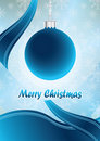 Christmas Ball Product_eps Royalty Free Stock Image