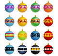 Christmas Ball Winter Vector Royalty Free Stock Photos