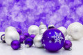 Christmas Balls and Bells Royalty Free Stock Photography