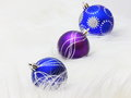 Christmas Balls Ornaments - Stock Photo Stock Photos