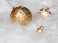 Christmas Balls Ornaments - Stock Photo Royalty Free Stock Photography