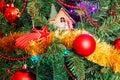 Christmas Bauble And Christmas...