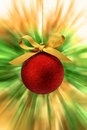 Christmas Bauble Zoom