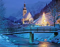 Christmas In Bavaria,Germany