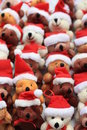 Christmas bears Royalty Free Stock Images