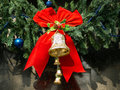 Christmas Bell Royalty Free Stock Photography