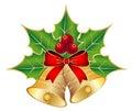 Christmas Bells Royalty Free Stock Photo