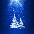 Christmas Bless Royalty Free Stock Images