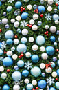 Christmas Bulbs Royalty Free Stock Photo