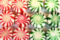 Christmas candies Stock Images