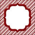 Christmas Candy Cane Striped B...
