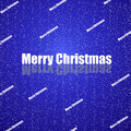 Christmas card holiday background with decorations Stock Photography