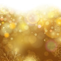 Christmas card illustration of a decorative background Royalty Free Stock Image