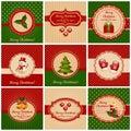 Christmas Cards. Vector Illust...