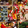 Christmas celebration Stock Photos