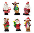 Christmas Characters Set Royalty Free Stock Images