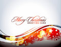 Christmas colorful design Stock Photography