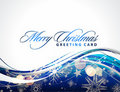 Christmas colorful design Royalty Free Stock Images