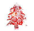 Christmas colorful design Stock Image