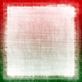 Christmas Colors Fabric Grunge Stock Photo