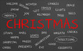 Christmas concept Royalty Free Stock Photo